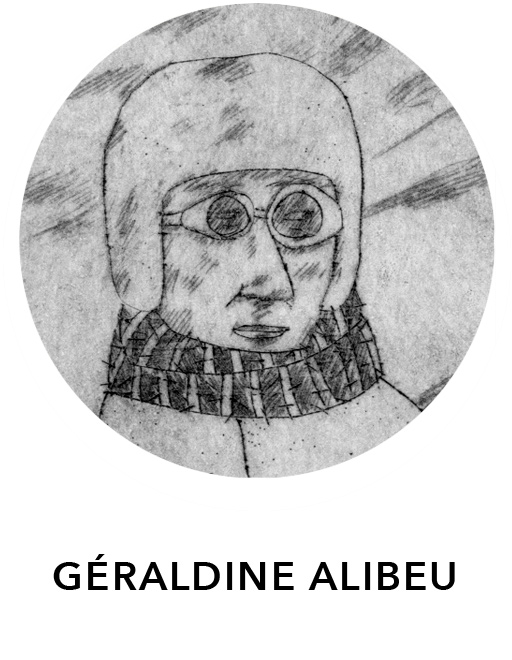 Géraldine Alibeu